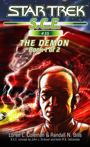 The Demon Book 1 by Loren L. Coleman