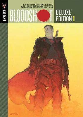 Bloodshot Deluxe Edition Book 1 Hc