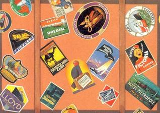 And the Golden Age of Travel Paper Luggage Labels