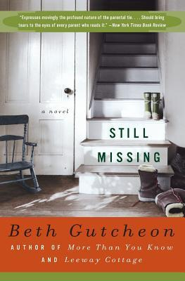 Download Still Missing by Beth Gutcheon ePub