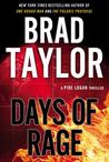 Days of Rage (Pike Logan, #6)