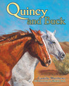 Quincy and Buck by Camille Matthews