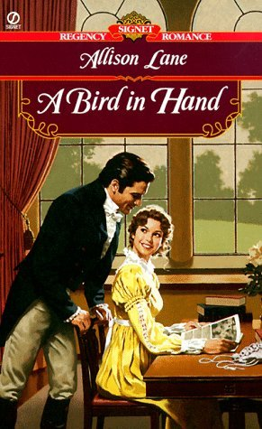 A Bird in Hand by Allison Lane