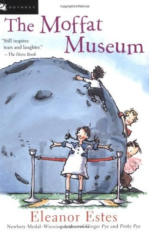 The Moffat Museum by Eleanor Estes