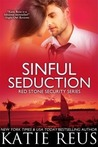 Sinful Seduction (Red Stone Security, #8)