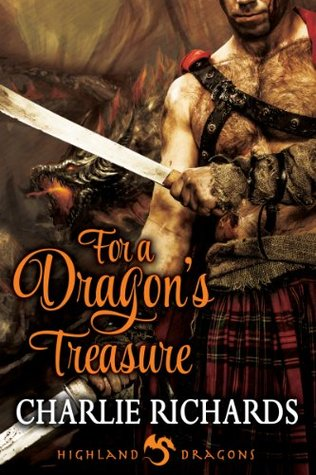 Free online download For a Dragon's Treasure (Highland Dragons #3) by Charlie Richards PDF