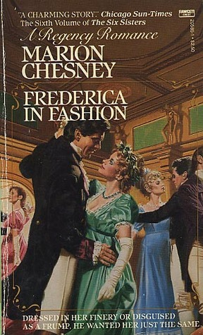 Frederica in Fashion by Marion Chesney
