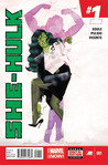 She-Hulk #1 (She-Hulk, Vol. 3, #1)