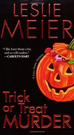 Free download online Trick or Treat Murder (A Lucy Stone Mystery #3) ePub