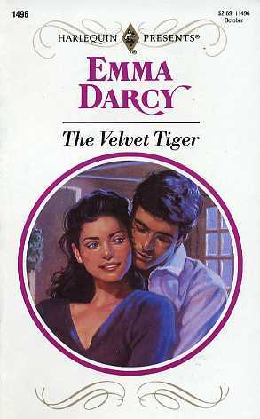 The Velvet Tiger by Emma Darcy