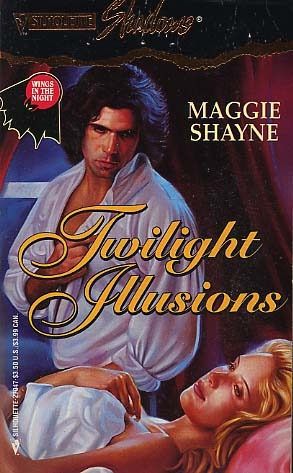 Twilight Illusions by Maggie Shayne