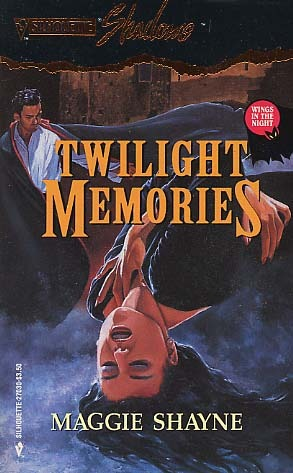 Twilight Memories by Maggie Shayne
