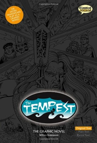 Free download The Tempest Graphic Novel iBook