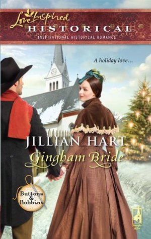 Gingham Bride (Buttons and Bobbins #1)