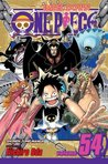 One Piece, Volume 54: Unstoppable (One Piece, #54)