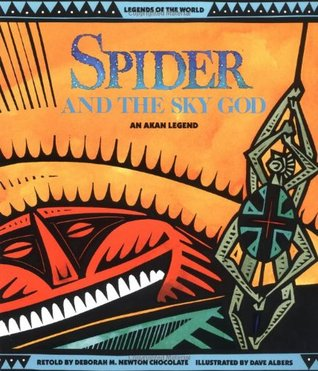 Spider and the Sky God by Deborah M. Newton Chocolate