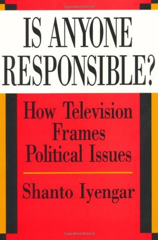 Is Anyone Responsible? by Shanto Iyengar