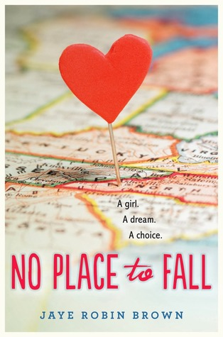 No Place to Fall by Jaye Robin Brown