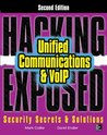 Hacking Exposed Unified Communications & VoIP Security Secrets & Solutions 2/E
