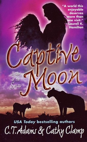 Captive Moon by C.T. Adams