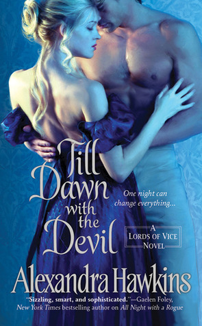 Till Dawn with the Devil by Alexandra Hawkins