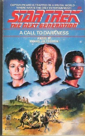 A Call to Darkness by Michael Jan Friedman