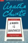 A Murder is Announced (Miss Marple, #5)