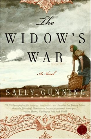 The Widow's War by Sally Cabot Gunning