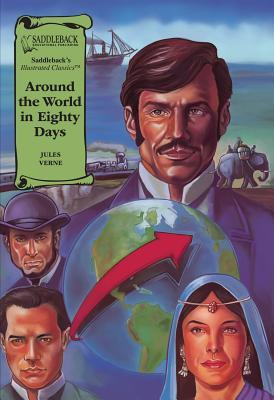 Around the World in Eighty Days (Graphic Novel)