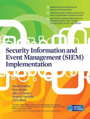 Security Information and Event Management (Siem) Implementatsecurity Information and Event Management (Siem) Implementation Ion