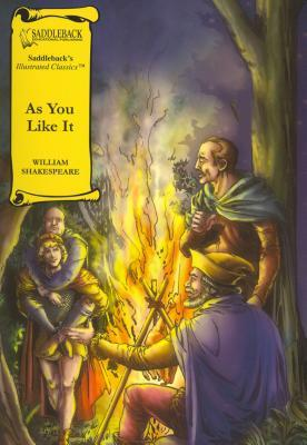 As You Like It by Saddleback Educational Publ...