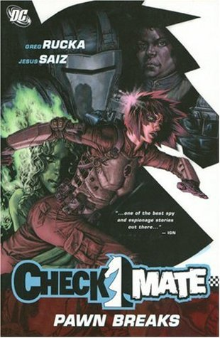 Checkmate Vol. 2 by Greg Rucka