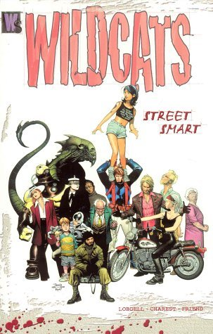 Wildcats, Vol. 1: Street Smart (WildC.A.T.s II #1)