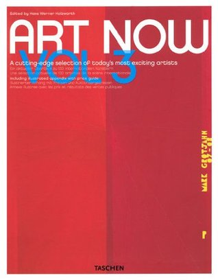 Art Now, Vol. 3 by Hans Werner Holzwarth