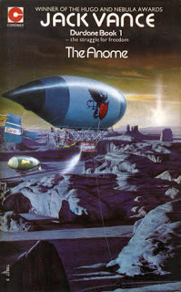Free Download The Anome (Durdane #1) by Jack Vance RTF