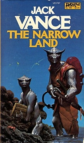 The Narrow Land by Jack Vance