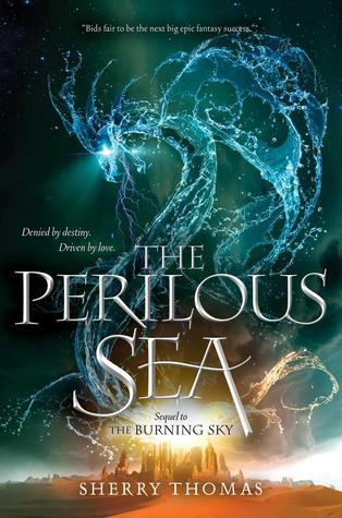 The Perilous Sea (The Elemental Trilogy, #2)