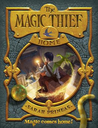 the magic thief book 1 questions