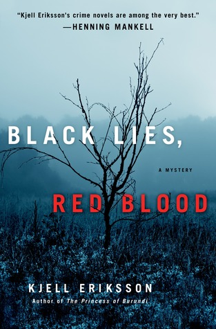 Black Lies, Red Blood (Ann Lindell Mystery #9)