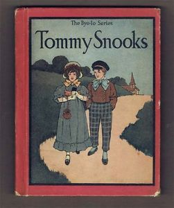 Tommy Snooks and other Mother Goose Rhymes