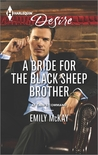 A Bride for the Black Sheep Brother by Emily McKay