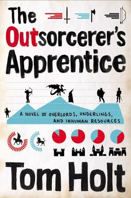 The Outsorcerer's Apprentice (YouSpace) - Tom Holt