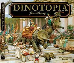 Dinotopia by James Gurney