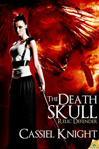 The Death Skull (Relic Defender, #2)
