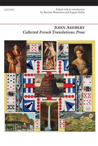 John Ashbery collected french translations