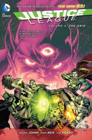 Justice League, Vol. 4: The Grid