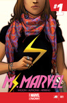 Ms. Marvel #1 by G. Willow Wilson