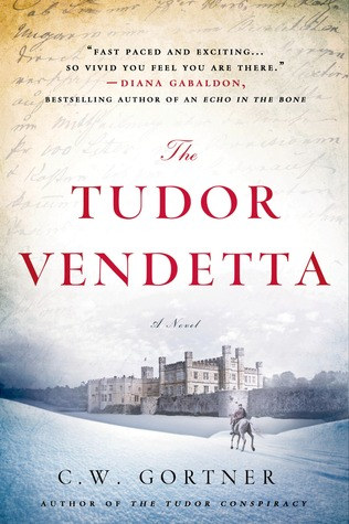 The Tudor Vendetta (The Spymaster Chronicles, #3)