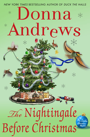 The Nightingale Before Christmas (Meg Lanslow, #18)
