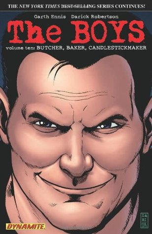 The Boys, Volume 10 by Garth Ennis